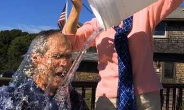 george buch ice bucket challenge