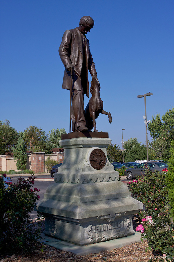 Henry Bergh Statue by  Mahoney  823898