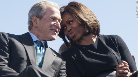 160924190017-george-w-bush-michelle-obama-selma-talking-exlarge-169
