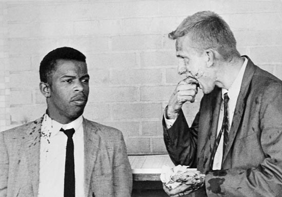 Wounded Freedom Riders in Alabama