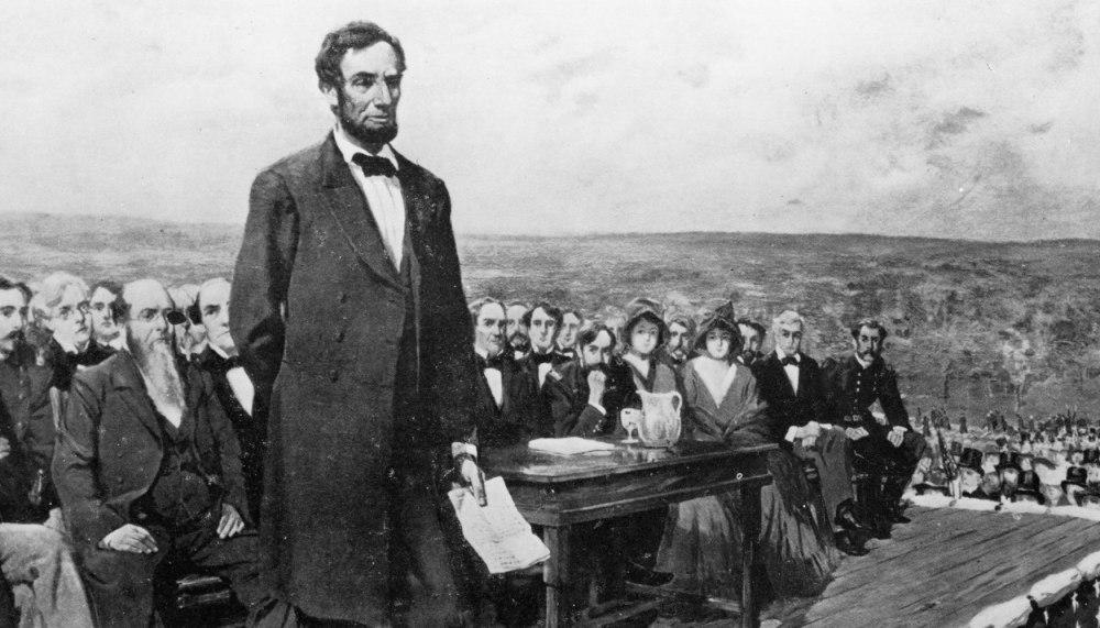 Gettysburg-Address-Photo